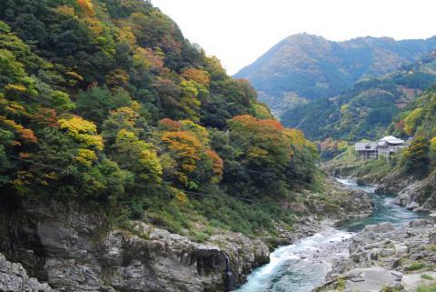 大歩危峡12