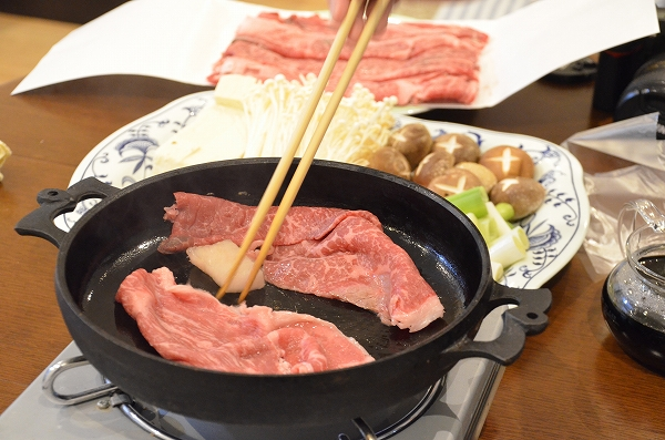 すき焼き (4)