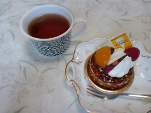 本日のお茶菓子 ひとつ2012-04