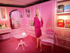Barbie ジオラマ