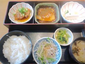 2012.07.20居酒屋のランチ