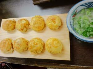 2012.09.25くくる 明石焼き