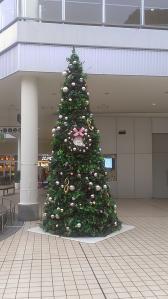 たまプラクリスマスツリー3