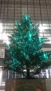 たまプラクリスマスツリー2