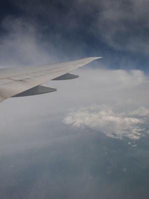 あ!富士山!!