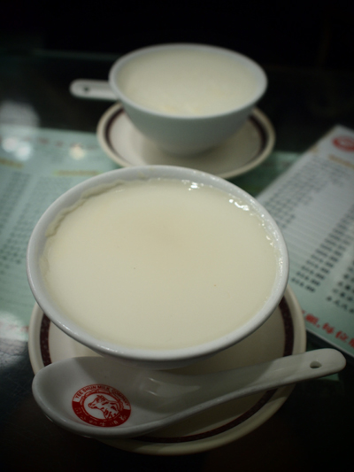 念願の牛乳プリン