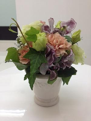 リボディ 花 紫