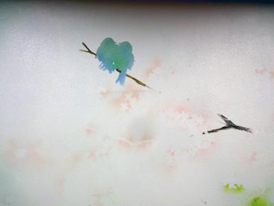 桜広場壁面3