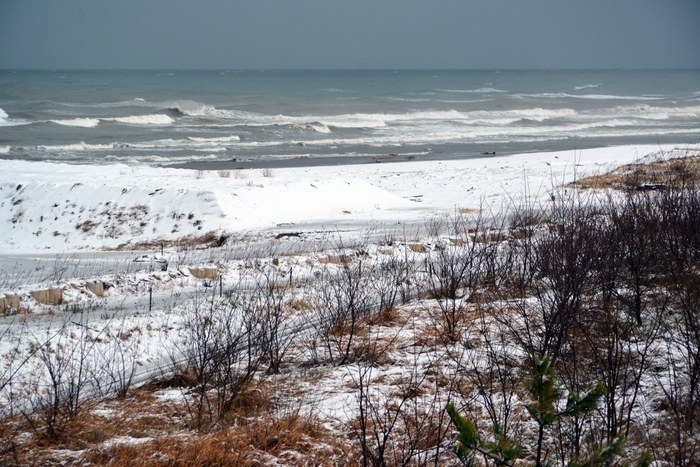 冬の海-2