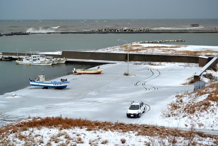冬の海-3