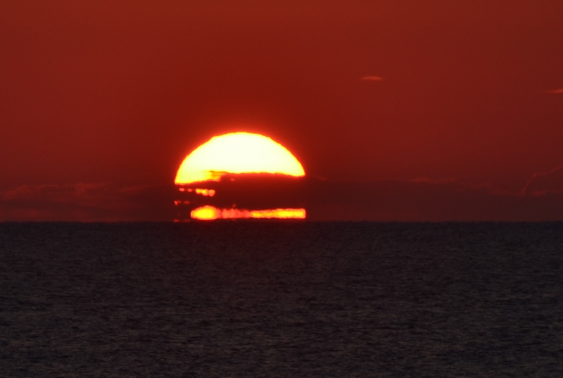 夕陽 灯台-3