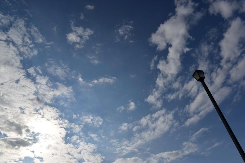 天高く 秋の空-2