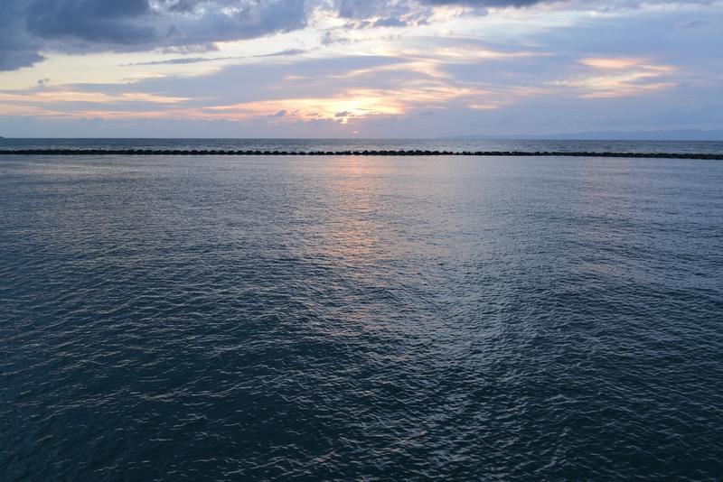 穏やかな海-1