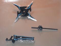 フブキ弐型 主力武器