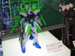 ガンダムAEG-FX クリアー
