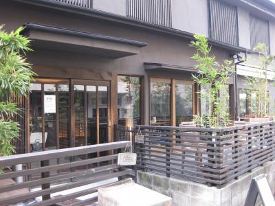 神楽坂茶寮店