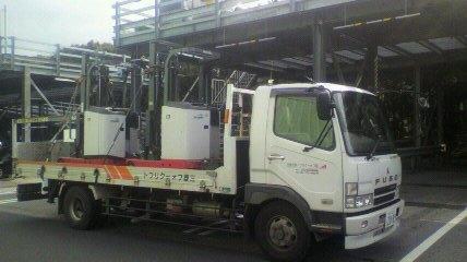 千葉県葛西レンタル・フォークリフト引き取り