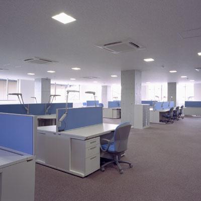 朝日設備工業オフィススペース2