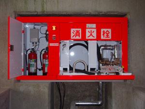 トンネル内消火栓2