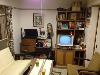 昭和の居間