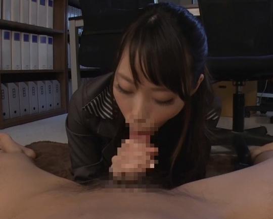 最イメクラで痴女OLに黒ニーハイストッキングの足コキ責め要求の脚フェチDVD画像6