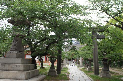 4/30土佐稲荷神社