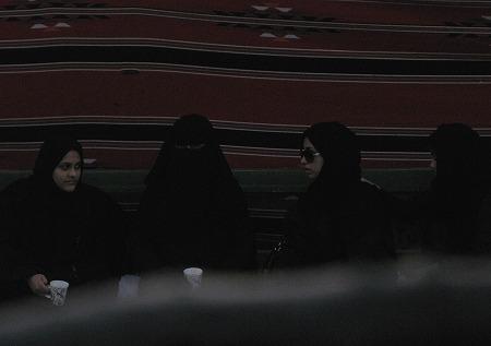 アラブの女性