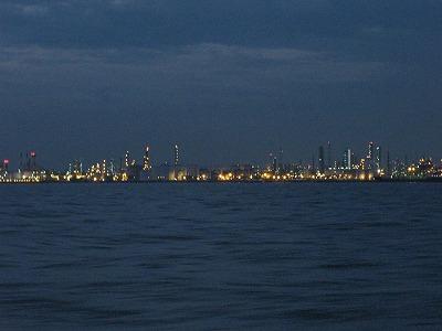 ジュロン島の夜景
