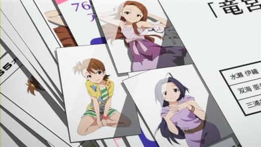 アイドルマスター 5話 2