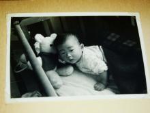 赤ちゃんのワタシ1