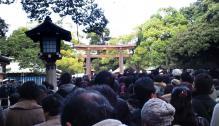 初詣2011a