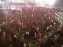 ハチ公広場