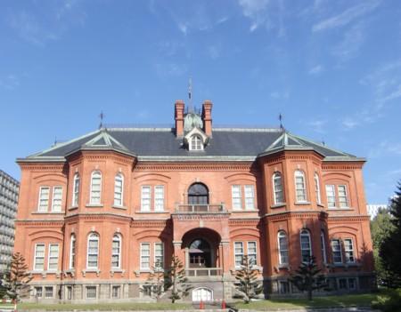北海道庁旧本庁舎1