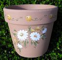 素焼き植木鉢