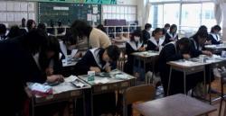 南中体験2010.11.28