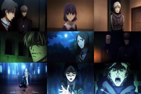 Fate/Zero - Episode.1