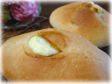 インディアンチーズパン2