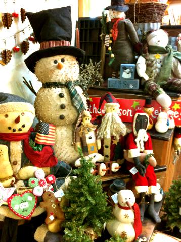 クリスマスのドール達♪