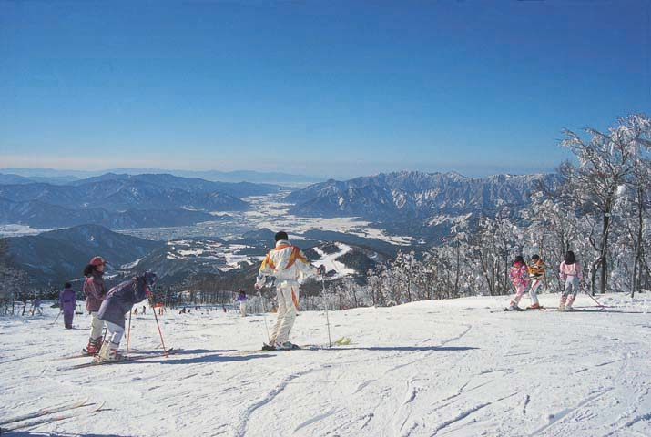 スキージャム勝山2011