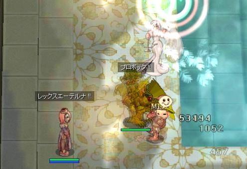 2010/01/19 フレイヤ大神殿聖域 2層