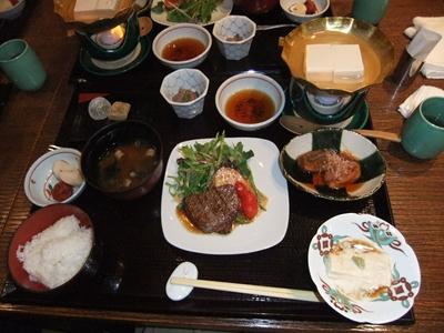 湯豆腐ご膳