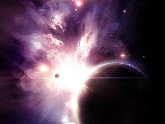 宇宙マジパネェ