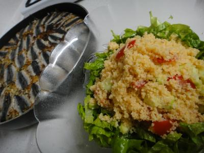 2011_0103_黒海料理&クスクスサラダ