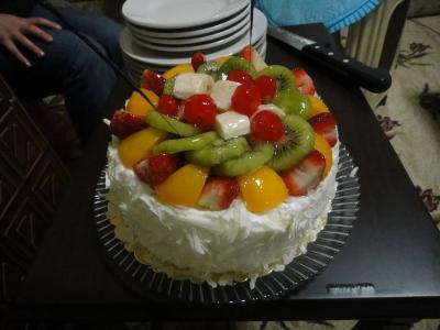 2011_0206_お誕生ケーキ