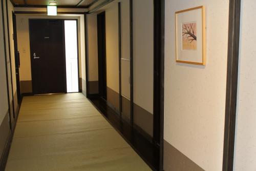 桜庵畳廊下