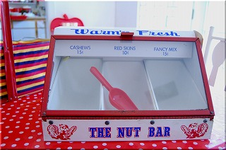 the nuts bar