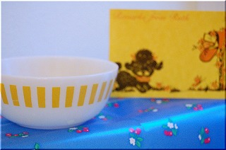 ha yellow bowl