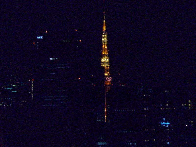 ゴエモンのブログ-東京タワー