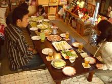 スローライフ日記 (ガンとの闘病日記はもうすぐ終わりにします)-OZA宅テーブル