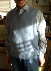 スローライフ日記 (ガンとの闘病日記はもうすぐ終わりにします)-父のファッションショー